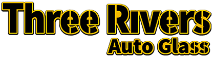 three rivers auto glass logo