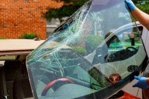 Broken Windshield Repair