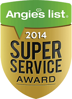 Agnies List Super Service Award 2014