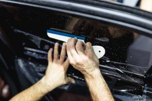 Rear Windshield Repair