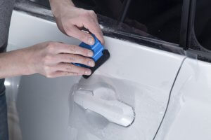 Installing Paint Protection Film
