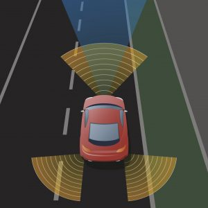 Advanced Driving Assistant System ADAS